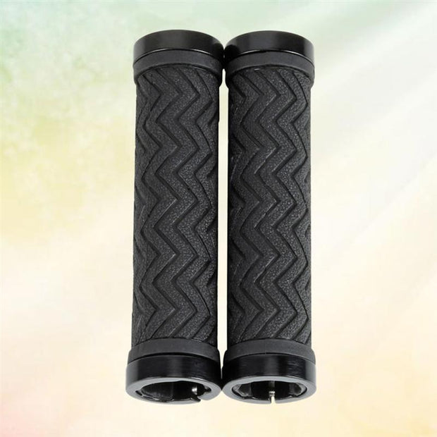 1PC Anti-Slip Bicycle Handlebar Grips Durable Nontoxic Pratical Hand Grips Handle Bar Supplies Bicycle Handle Grips Accessories