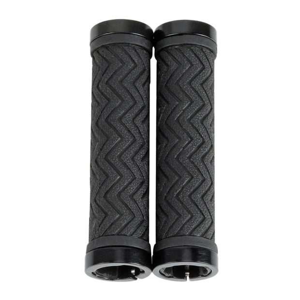 1PC Durable Handlebar Grips Nontoxic Pratical Anti-slip Hand Grips Handle Bar Bicycle Supplies Bicycle Handle Grips