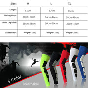 1Pair Basketball Knee Pads Adult Football Knee Brace Support Leg Sleeve Knee Protector Calf Support Snowboard Kneepad HBK097