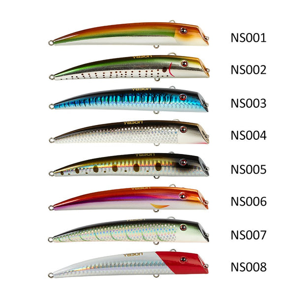 2017 NOEBY Popper Lure 120mm 19g Floating0-0.5m Artificial Bait Isca Pesca Leurre Dur Peche Hard Lures Souple Shade