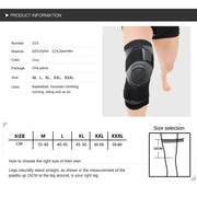 2019 Breathable Bandage Knee Brace Knee Support Professional Men Women Sports Knee Pad Basketball Tennis Cycling Knees Wrap