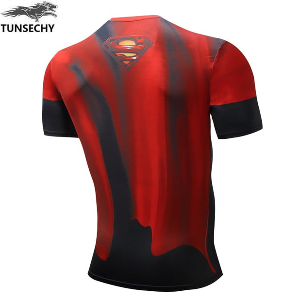 2019 Bike Jerseys Men Short Sleeve T-shirt Bicycle Cycling Clothinged T-shirts Men Man Costumes Fitness Downhill Clothing Ma Sup