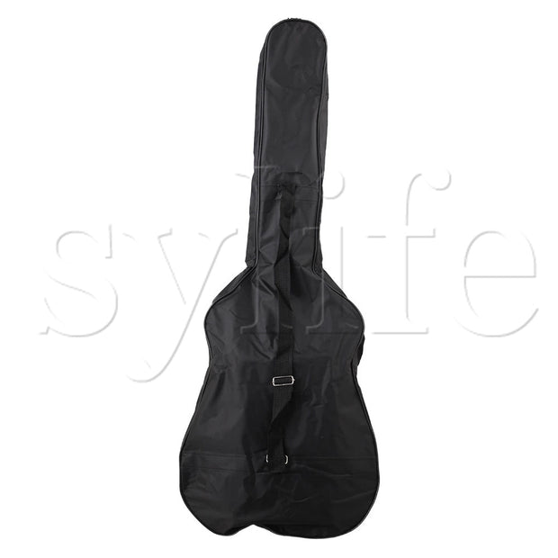 "38"" Waterproof Soft Case Bag For Guitar With Strap"