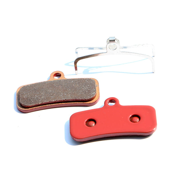 4 Pairs Bicycle Brake Pads For Shimano Saint M810 M820 Zee M640 MTB Mountain Bike Disc Brake