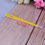 50pcs Golf Marker Pencils Scoring Record Golf Pen Recording Clear Mud Tool
