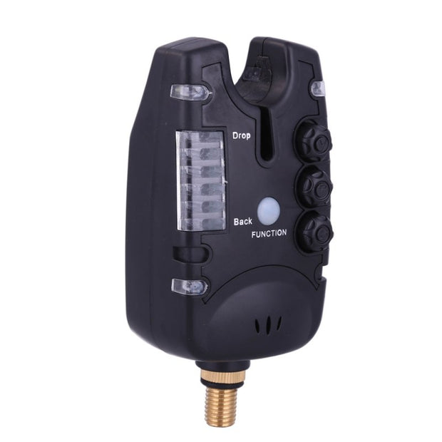 6 LEDs Fishing Bite Alarm Pesca Indicator Adjustable Tone Volume Sensitivity Loudly Sound Outdoor Fishing