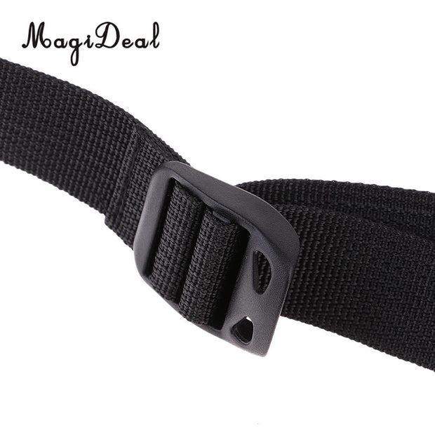 6 Pieces Outdoor Travel Strapping Cord Nylon Webbing Strap Luggage Tied Pull