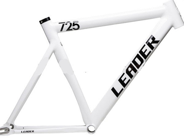 725/735 Leader Road Bike Cycling Frame Stickers DICS Bike Decal Racing Sticker Decorative Frame Decal