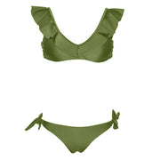 AUSTINBEM Bikini 2019 Women's Bikini Swimsuit Pushups Filled Bra Swimwear Beachwear Swimming Suit For Women Swim Suit Bathers