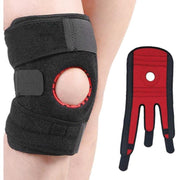 Adjustable Sports Knee Protect Anti-slip Leg Knee Support Bandage Brace Wrap Leg Knee Safety Protector Rodillera Deportiva