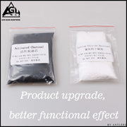 Anion And ACTIVATED CHARCOALmaterial For High Pressure Pcp Air Filter Oil-water Separator
