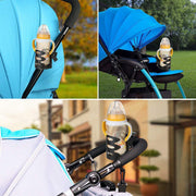 BMDT-Universal Stroller Cup Holder, Attachable Drink Holder For Baby Stroller, Pushchair Bicycle Strollers, Bike, Mountain Bik