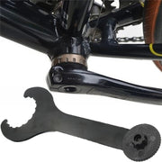 Bicycle BB Bottom Bracket Install Spanner Hollowtech Repair Tool Spanner Wrench For Shimano Crankset