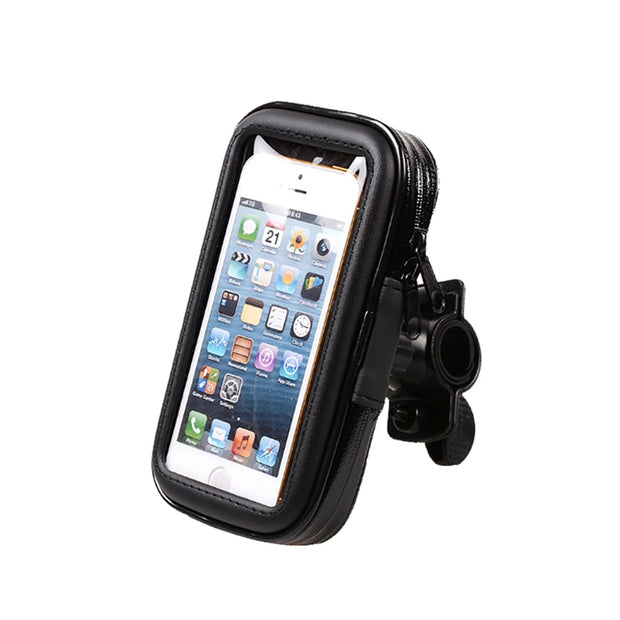 Bicycle Bag Frame Front Head Top Tube Waterproof Cycling Bike Bag IPouch For 4.0-6.3 Inch Phone Bike Accessories