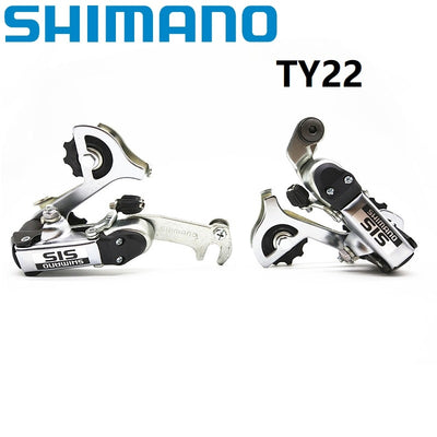 Bicycle Bike Derailleurs Shimano TY22 SIS Rear Derailleur 6/7 Speed Freewheel Shifter 18/21 Speed MTB Mountain Bike Accessories