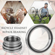 Bicycle Earphone Bearing Repair Bearing Only Fiets Headset Reparatie For 28.6 44mm 30mm 40mm Mountain Bike Steel 49*37*7mm