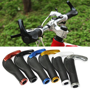 Bicycle Ergonomic Push On Soft Handlebar Grips Road Cycling Mountain Mtb Bicycle Lock-on Lockable Handlebar Cover SM006