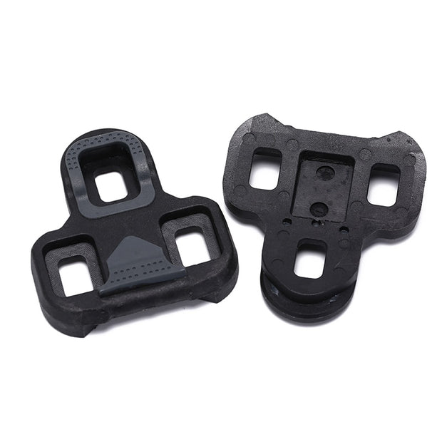 Bicycle Self-Locking Pedal KEO Pedal Nylon Cycling Cleats Accessories Cleat 4.5 Degree Road Bike Lock Plate For LOOK