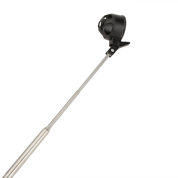Brand New Retractable Steel Saver Telescopic Golf Ball Antenna Picking Up The Ball Pole