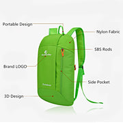 Climbing Laptop Backpack Outdoor Camping Sports Hiking Tactical Backpack Men's Bag Backpack For Traveling