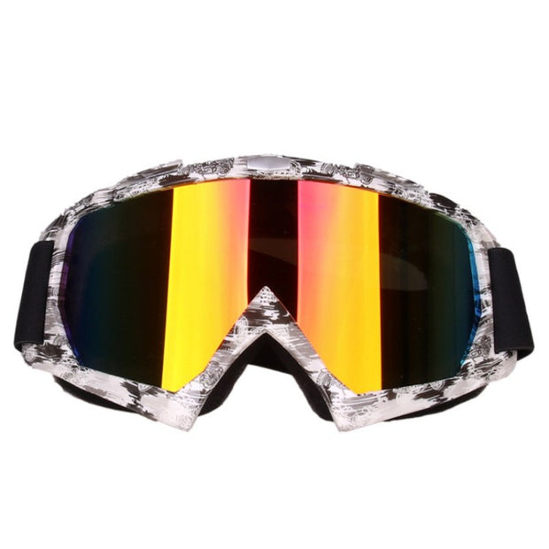 Cycling Motocross Goggles Glasses Cycling Off Road Helmet Ski Sport For Motorcycle Dirt Bike Racing Goggles