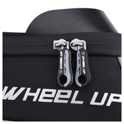 DSGS WHEEL UP Bike Bicycle Cycling Cell Phone GPS Frame Holder Pannier Case Bag Pouch