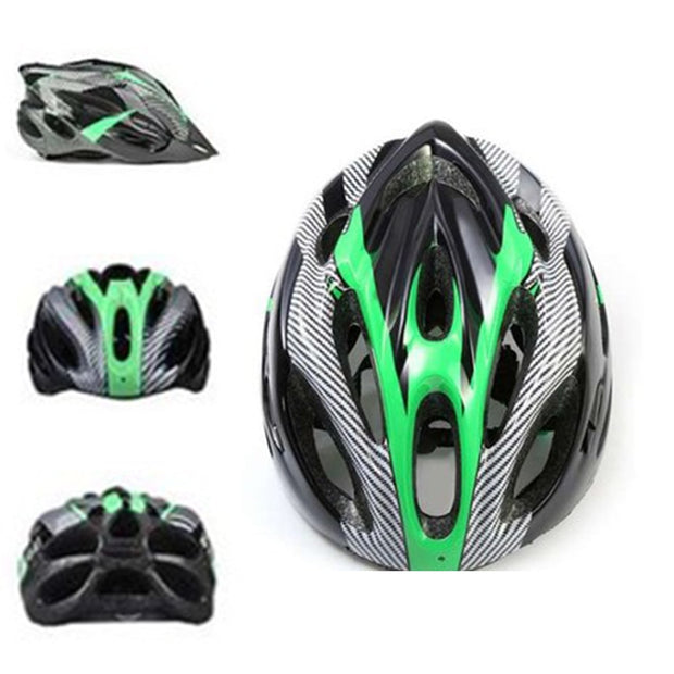 Durable Cycling Helmet Anti-Impact Unique Skate Mountain Bike Unisex Protective Gear Safety Ultra Light Outdoor Sports Helmet~3