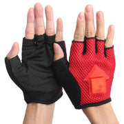 ELOS-Portable Gravity Sensor Turn Signal Safety Warning LED Bicycle Gloves-L