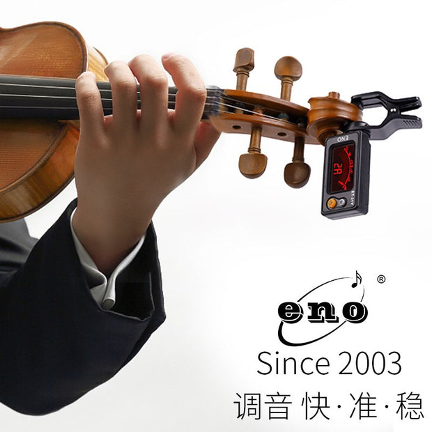 Enoch Violin Tuner Professional Cello Tuner Electronic Timer