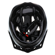 FSTE-Bicycle Helmet Bike Cycling Adult Adjustable Safety Helmet With Visor