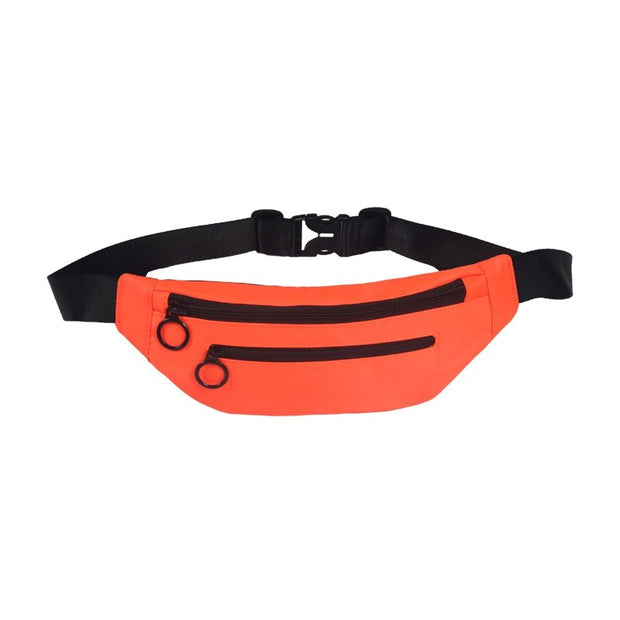 Fashion Multifunction Running Bag Gym Bag Belt Waist Bag Sport Fitness Cycling Pack Ultralight Waterproof 6.3 Mobile Phone
