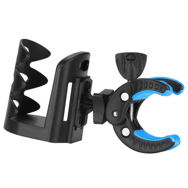 Fully Adjustable Universal Stroller Cup Holder, Attachable Drink Holder For Baby Stroller, Bicycle, Wheelchair And Pushchair,