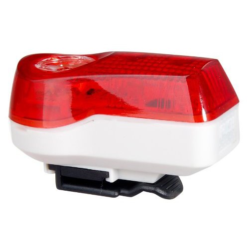 Good Deal 4 Super Bright LEDs Bicycle Taillights With A Bracket