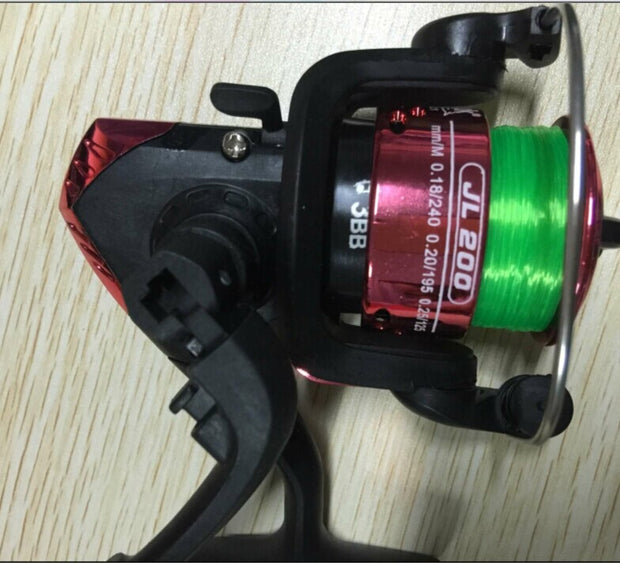 Good Deal High Quality 1BB Bearing Ball Spinning Sea Beach Fishing Reels Line Roller