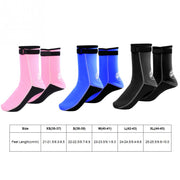 HISEA Diving Socks Beach Boots 3mm Neoprene Water Sport Seaside Shoes Anti Skid Snorkeling Diving Surfing Boots For Men Women