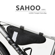 HLBY-SAHOO 122004 Mountain Bike Bicycle Top Tube Front Frame Triangle Bag