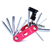 High Quality 14 In 1 Multifunction Bicycle Repair Tools Kit Spoke Cycling Screwdriver Tool MTB Mountain Cycling Bike Repair Tool