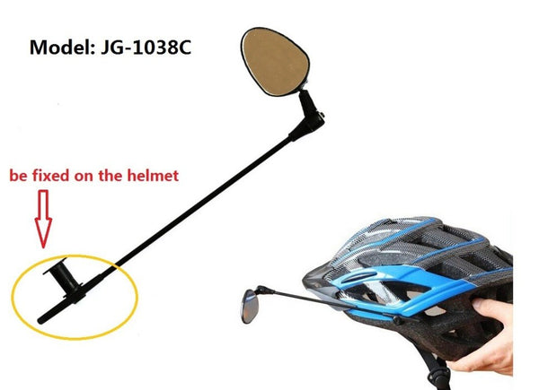 High Quality Bicycle Rearview Mirror Bike Rear Mirror Cycling Mountain Bicycle Helmet Et Rearview Mirror