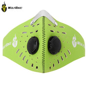 Hot Sale Wolfbike Cycling Face Mask OutdoorBicycle Running Sports Masks Breathable Anti-dust