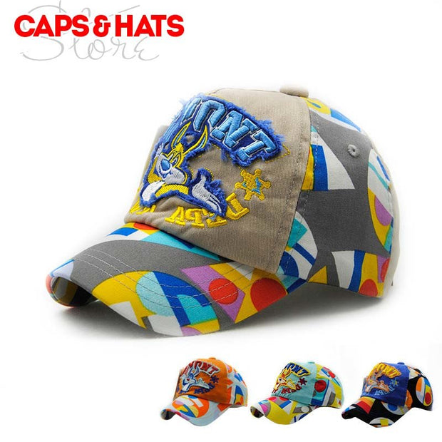 Jamont 2018 Boys Girls Sports Camouflage Baseball Cap Summer Outdoor New Baby KIDS Camo Hat 52 To 56cm