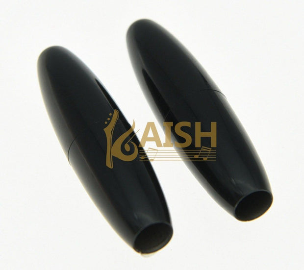 KAISH Pack Of 10 Black 5mm Guitar Trem Arm Tip Whammy Bar Cap Fits ST