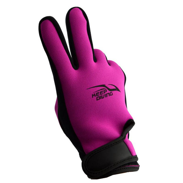 KEEP DIVING DG-211 2MM Thickness Diving Gloves