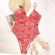 KLV Bikini Set Brazilian Swimwear Women Bikinis Women Swimsuit Female Padded Push-up Bikini Swimsuit Bathing #@F