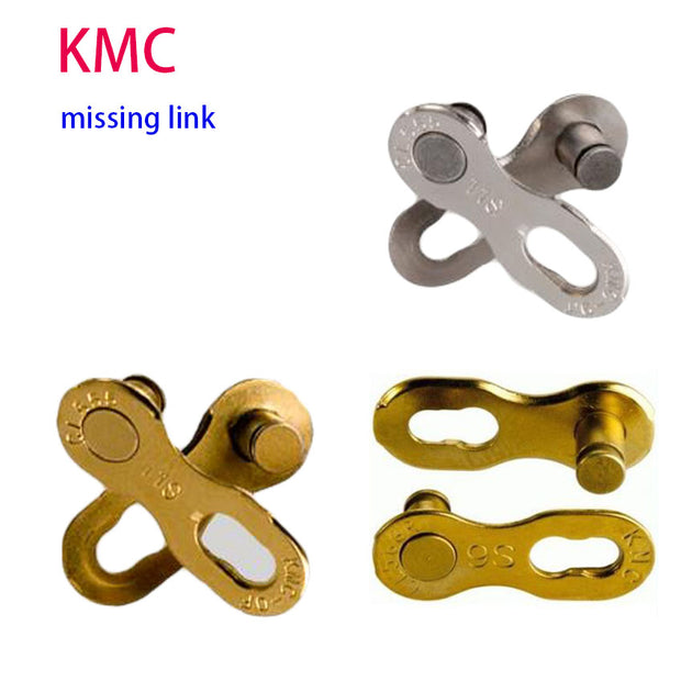 Missing Link 8//9 //10Speed Mountain Bike Bicycle Chain Button Magic Quick ne K0G9