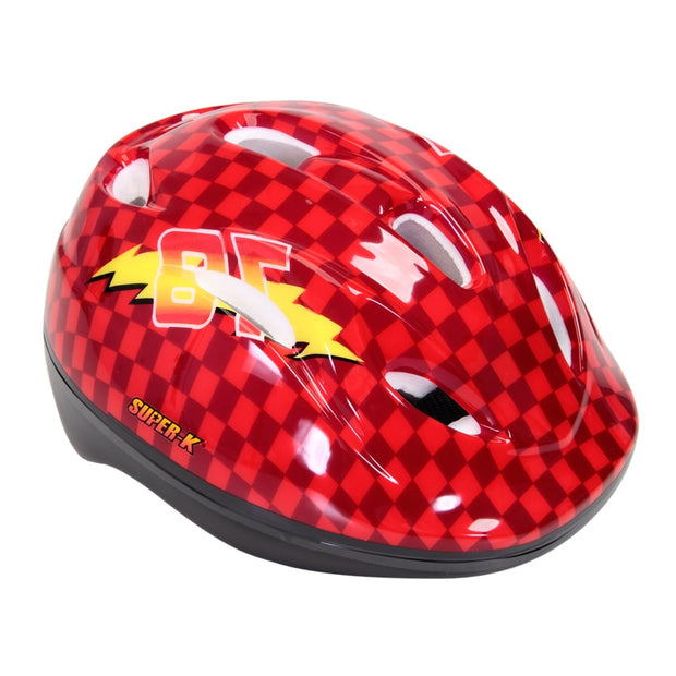 Kids Sports Helmet For Skating Skateboard Scooter Bicycle Bike Cycling Protect