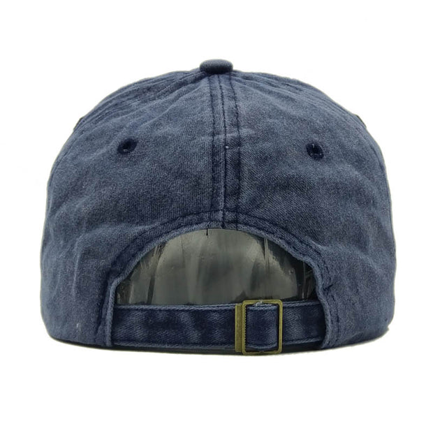 LANHUIFD New Baseball Cap For Men Women Comfortable Adjustable Cotton Shark Embroidery Flag Fashion 6 Colors Petten 2018