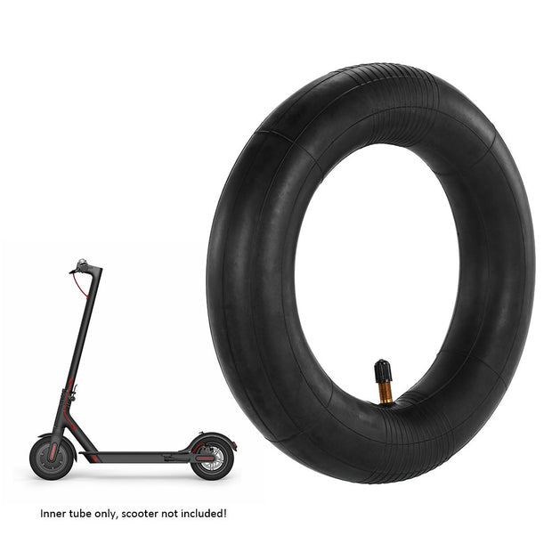 Lixada Bike Inner Tube 8 1/2×2 With Straight Valve Stem Fits For Xiaomi Mijia M365 Smart Electric Scooter Bike Tire Rubber