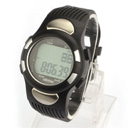 Long-life Battery Multifunction New Fitness 3D Pedometer Calories Counter Watch Pulse Heart Rate Monitor