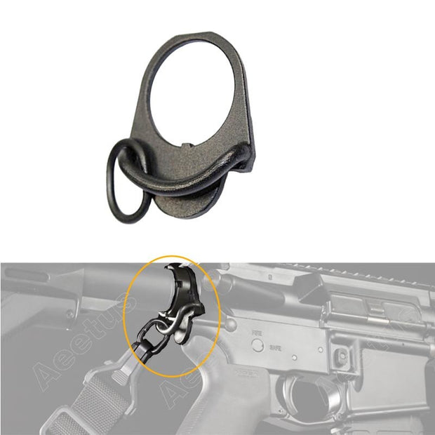 M4 Airsoft Sling Adapter Sling Swivel Attachment Point