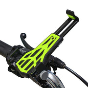 MICCGIN Anti Slide Bike Bicycle Holder Handle Phone Mount Handlebar Extender Holder For Phone Cellphone GPS Bike Accessories